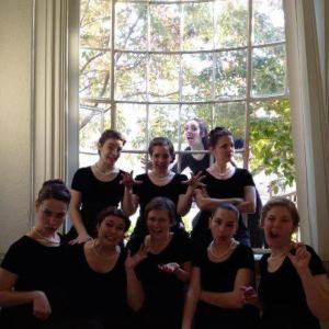Westminster Choir Altos