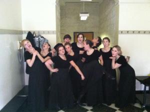 Westminster Choir Sopranos