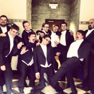 Westminster Choir Tenors