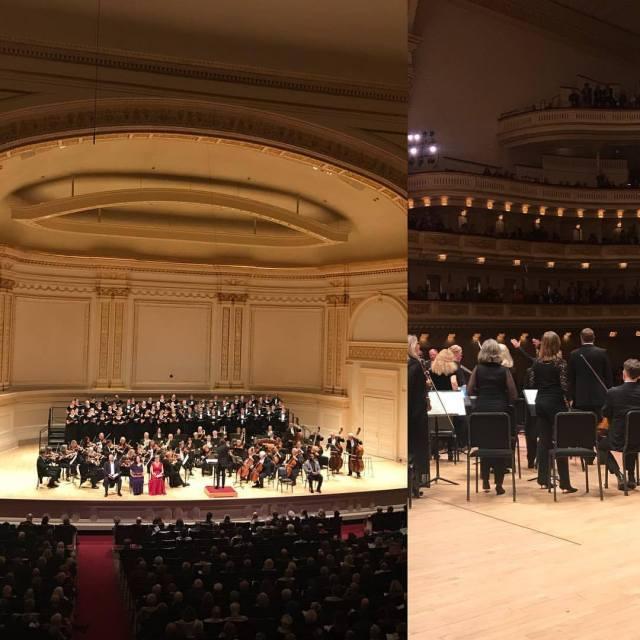 Carnegie Hall Mozart