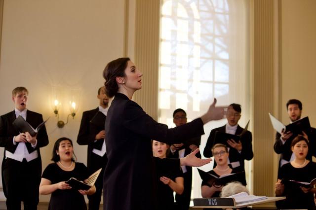 Jillian recital